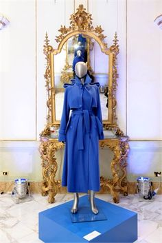BE BLUE BE BALESTRA EDITION 2013 homage to Renato Balestra created by Carta e Costura