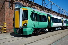 Commuters are to benefit from state-of-the-art electric trains as Southern signs £180 million deal for an additional 116 train carriages with Bombardier.