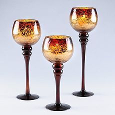 Mercury Glass  Charisma, Set of 3 at Kirkland's