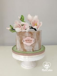 Magnolia... by MOLI Cakes