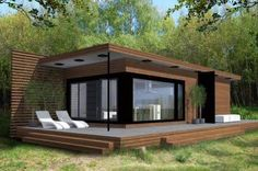 Hasil gambar untuk mökki 25 m2 moderni