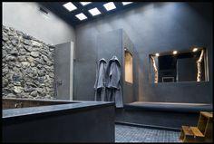 Badkamer - stijl die Nynke mooi vind