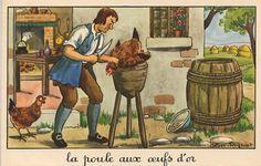 Héraldie: Calvet-Rogniat, illustrateur des Fables
