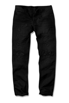 53ae59c1e4d8bb Big Men s Raphael - Sydney Denim (Jet Black)