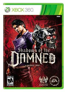 Shadow Of damned xbox360