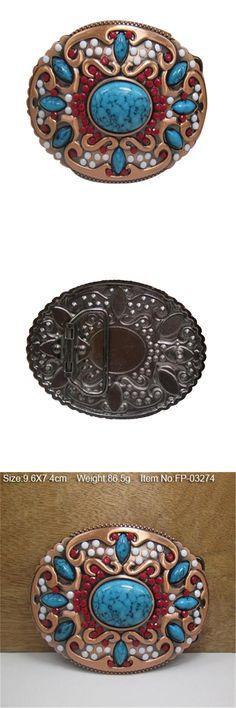 [Visit to Buy] Cowboy belt buckle metal stones designer buckle belt men high quality ( girdle,  waist, waistband buckles ) free shipping #Advertisement