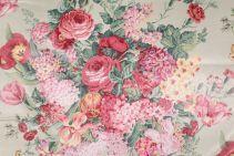 Cyrus Clark Ondine Printed Cotton Drapery Fabric in Mint $6.95 per yard