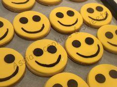 """Smile"" cookies !"
