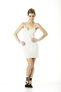 Skye Harte Slinky Slip Dress $79.00 - Skye Harte