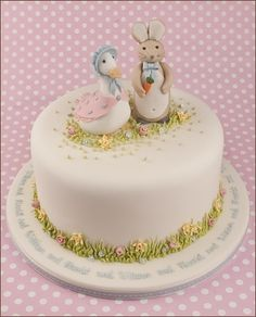 Home Portfolio Childrens Cakes Beatrix Potter Chilren S Cake
