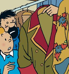 Les Aventures de Tintin - Bianca Castafiore - For all her overpowering vanity, Castafiore displays two notable qualities in The Adventures of Tintin: her loyalty and her courage.