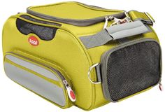 Teafco Argo Aero-pet Airline Approved Pet Carrier - Yellow