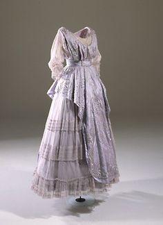 1915 Lilac Dress