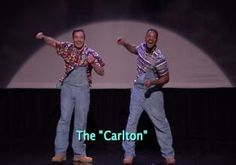 "Gettin' Jimmy Fallon with it! The brand new host of 'The Tonight Show' donned his finest denim dungarees to hook up with Will Smith for the ""Evolution of Hip Hop Dancing."""