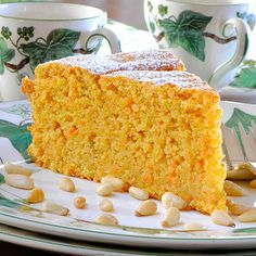 JULES FOOD...: Giada's Parma Carrot Cake