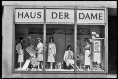 Shop front, Suhl DDR 1986