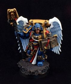 Blood Angels Librarian