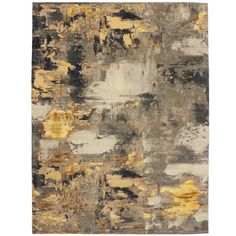 Modern Style Rug with Contemporary Abstract Texture | From a unique collection of antique and modern more carpets at https://www.1stdibs.com/furniture/rugs-carpets/area-rugs-carpets/