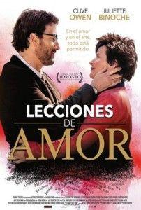 """Película: """"Lecciones de Amor (Words and Pictures) (2013)"""""""