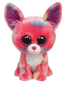 Ty Beanie Boo Babies 5'' Plush CANCUN The Chihuahua ~NEW~