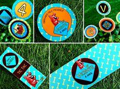 Festa Scooby Doo | Design Festeiro