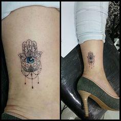 #mulpix Hamsa personalizada by @renetattoo  #sevenstarstattoo  #saopaulo  #saopaulotattoo  #spink  #brasiltattoo  #brasil  #tattoo  #tatuagem  #tattooist  #tattooer  #tattooed  #tattoolife  #tattooartist  #tatuador  #tattoobrasil  #hamsa  #maodefatima  #feminino  #tatuagensfemininas  #tatuagemfeminina  #ink  #inked  #reneink  #traçofino  #tattoomagazine  #tattoogirl  #fe