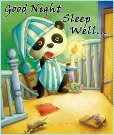 Good Night and Sleep Well...