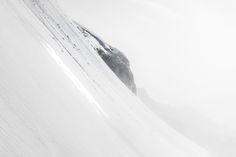 Research: Fade to White on Behance