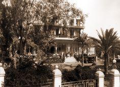 Mena House Hotel, circa 1920's   www.menahousehotel.com