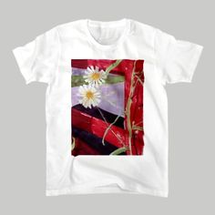 2 Daisies at the Shrine  Tシャツ