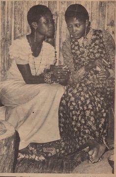 Lijadu sisters, Nigeria 1977