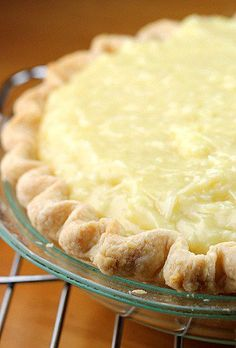 A step by step tutorial of how to make the best homemade coconut cream pie. # coconut Desserts The Best Coconut Cream Pie Coconut Desserts, Coconut Recipes, Tart Recipes, Just Desserts, Sweet Recipes, Baking Recipes, Delicious Desserts, Yummy Food, Lemon Desserts