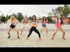 Zumba Dance Aerobic Workout - 40 Minutes Zumba Cardio Workout To Help You Lose…