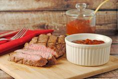 Homemade Steak Sauce from @Jen @ Juanita's Cocina #recipe #steak #sauce