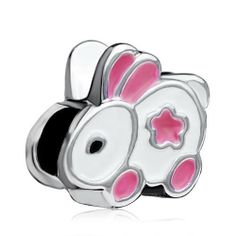 Pugster Bead Little Bunny European Charm Bead Fit Pandora Chamilia Biagi Charm Bracelet Pugster. $10.44. Free Jewerly Box. Unthreaded European story bracelet design. Pugster are adding new designs all the time. Money-back Satisfaction Guarantee. Fit Pandora, Biagi, and Chamilia Charm Bead Bracelets