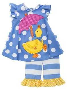 2015 This Little Duck 2 Piece Set<br>Now In Stock!