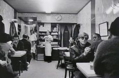 """Andy Warhol """"1:35 am, in Chinatown restaurant"""" 1965-67,The Velvet Years"""