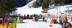 Carnevale con i bambini nello Ski Center Latemar