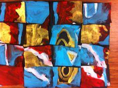 Painted Puzzle - Drip, Drip, Splatter Splash