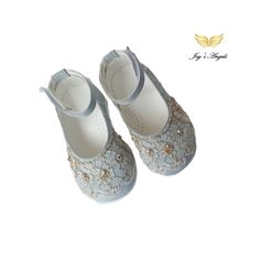 The shoes are entirely handmade, Greek construction from excellent quality leather and ecological materials. Baby Girl Shoes, Girls Shoes, Handmade Baby, Handmade Gifts, French Lace, Baby Blue, Swarovski, Girl Outfits, Etsy Seller
