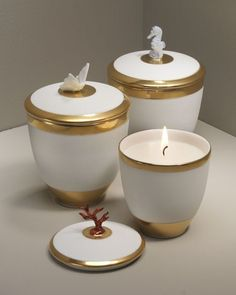 Beautiful L'Objet Candles