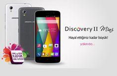 General Mobile Discovery 2 Mini hakkında gelebilecek özellikleri daha önce ki yazımızda sizlere sunmuştuk. Şimdi kesinleşen ve resmi ağızdan yapılan açıklamalar ile tekrar karşınızdayız. Cihazın henüz piyasaya ne zaman çıkacağı ve fiyatının ne kadar olacağı hakkında net bir bilgi olmasa da teknik özellikleri netlik kazandı.