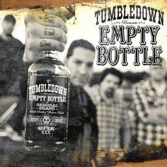"Track from Mike Herrera's Tumbledown new album ""Empty Bottle"". Empty Bottles, Whiskey Bottle, Good Things, Songs, Music, Products, Musica, Musik, Muziek"