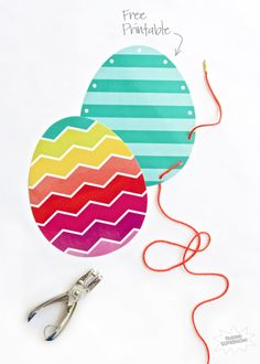 Sew an Egg from Paging Supermom {Spring Fever Series}