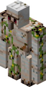 Iron Golem – Official Minecraft Wiki Espada Minecraft, Minecraft Iron, Minecraft Mobs, Minecraft Skins, Minecraft Wither, Minecraft Stuff, Minecraft Ideas, Minecraft Action Figures, Minecraft Characters