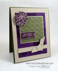 Mojo Fabulous Florets by nyingrid - Cards and Paper Crafts at Splitcoaststampers
