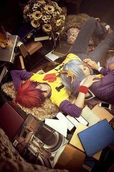 Anime: No Game no Life  Character: Sora ♔  Cosplayer: LaLaax