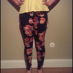 """Hudson Nico Super Skinny Mid Rise Jean These jeans are NWT! These are a size 25, but run a size small. They will better fit a size 24. They are a very dark midnight blue with purple, pink, yellow and orange flowers. The color is called, Midnight Floral. They are approximately 13 1/2"""" across the waist when laid flat. They are approximately 37"""" long with a 28"""" inseam. Please note: The jeans in the first 3 photos are of my personal pair. The final photo is the pair for sale. PLEASE USE…"""