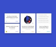 Ознакомьтесь с этим проектом @Behance: «egghead.io Redesign» https://www.behance.net/gallery/45660881/eggheadio-Redesign