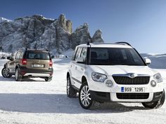 Skoda Yeti wallpaper #21 | HD Car Wallpaper